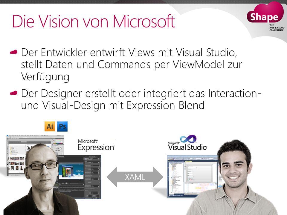 Die Vision von Microsoft