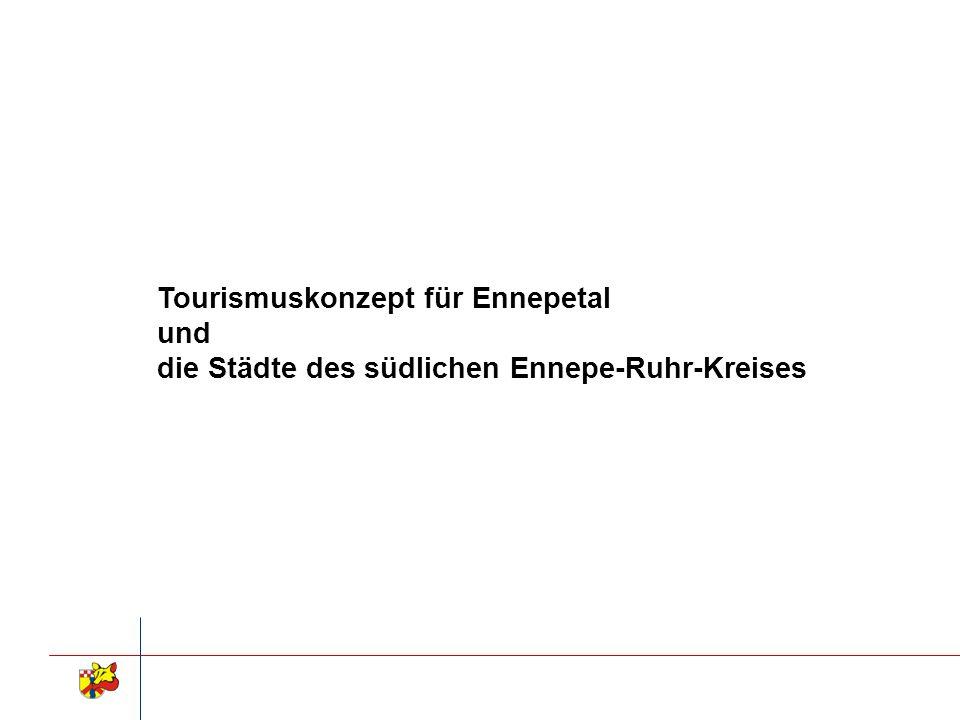 Tourismuskonzept für Ennepetal