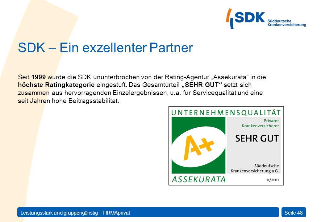 SDK – Ein exzellenter Partner