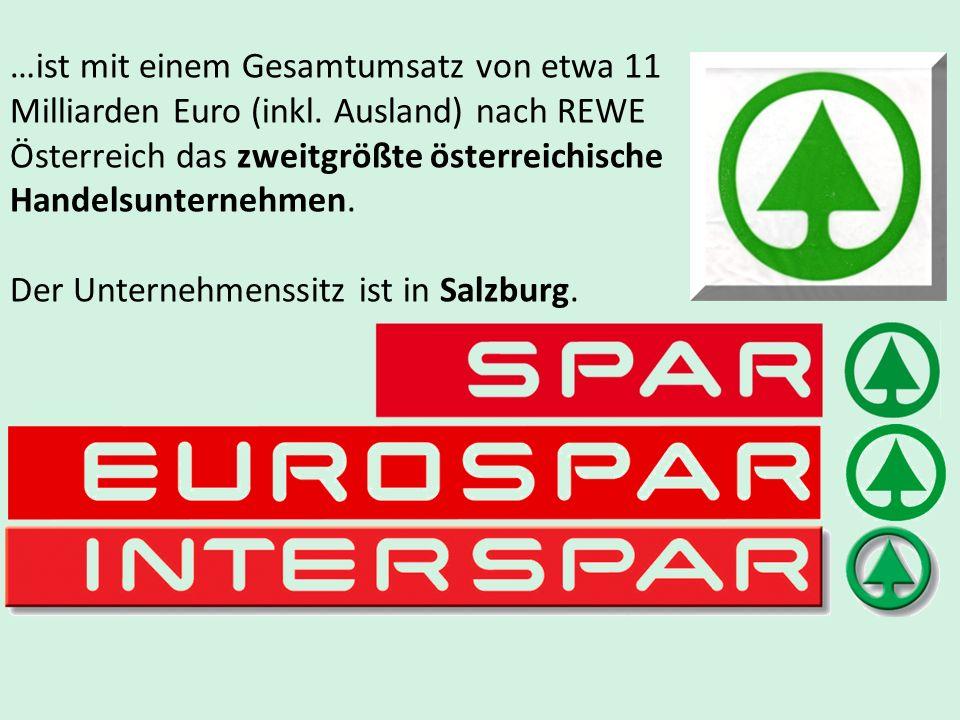 …ist mit einem Gesamtumsatz von etwa 11 Milliarden Euro (inkl