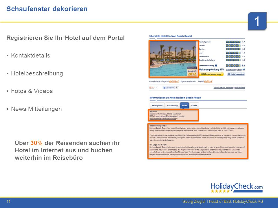 Gute hotels kennen keine krisen ppt video online for Schaufenster dekorieren