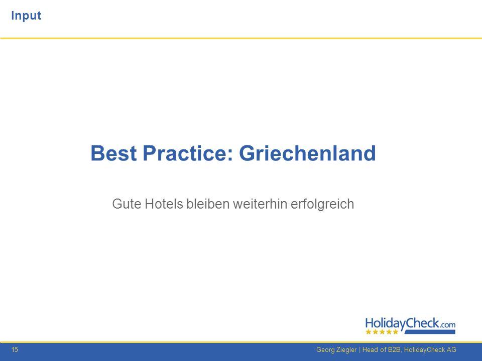Best Practice: Griechenland