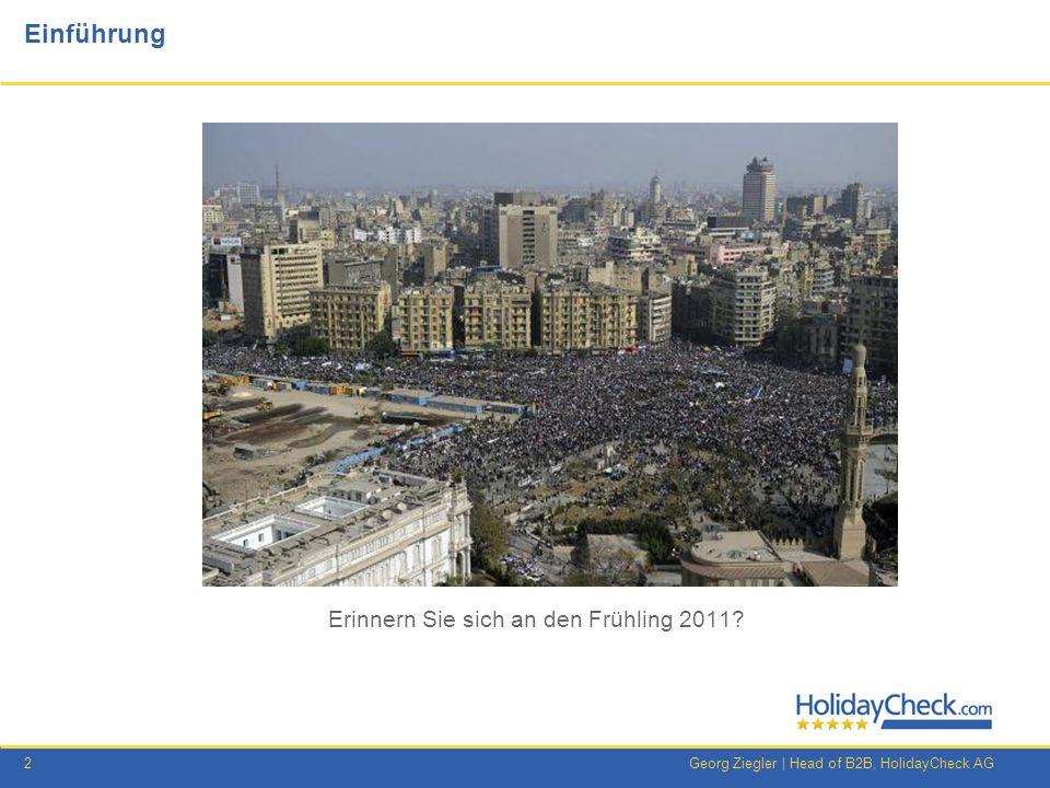 Erinnern Sie sich an den Frühling 2011