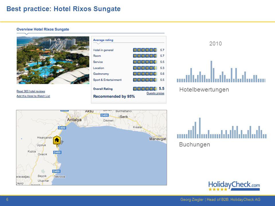 Best practice: Hotel Rixos Sungate