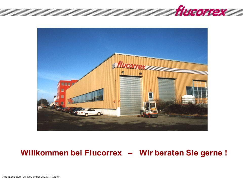 Willkommen bei Flucorrex – Wir beraten Sie gerne !