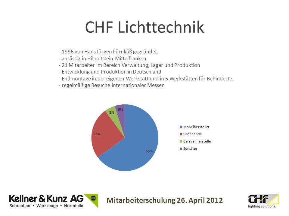 CHF Lichttechnik