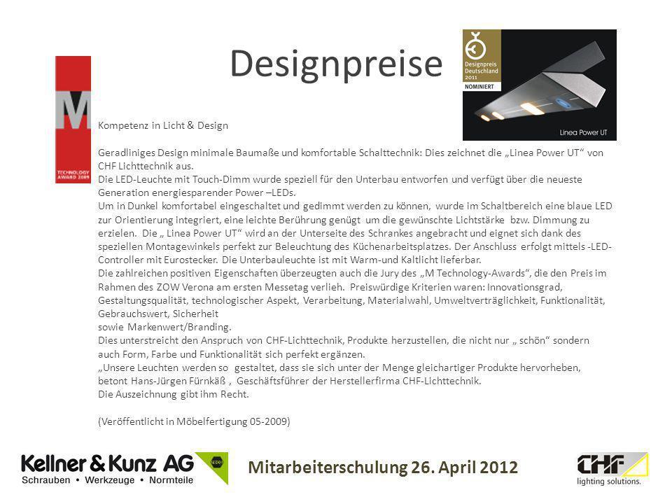 Designpreise