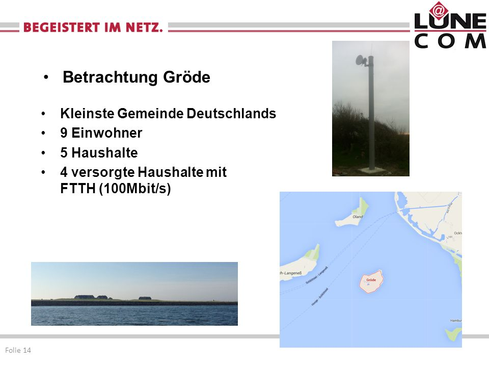Betrachtung Gröde Kleinste Gemeinde Deutschlands 9 Einwohner