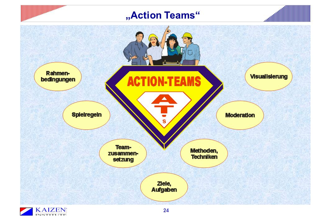 """Action Teams 24"