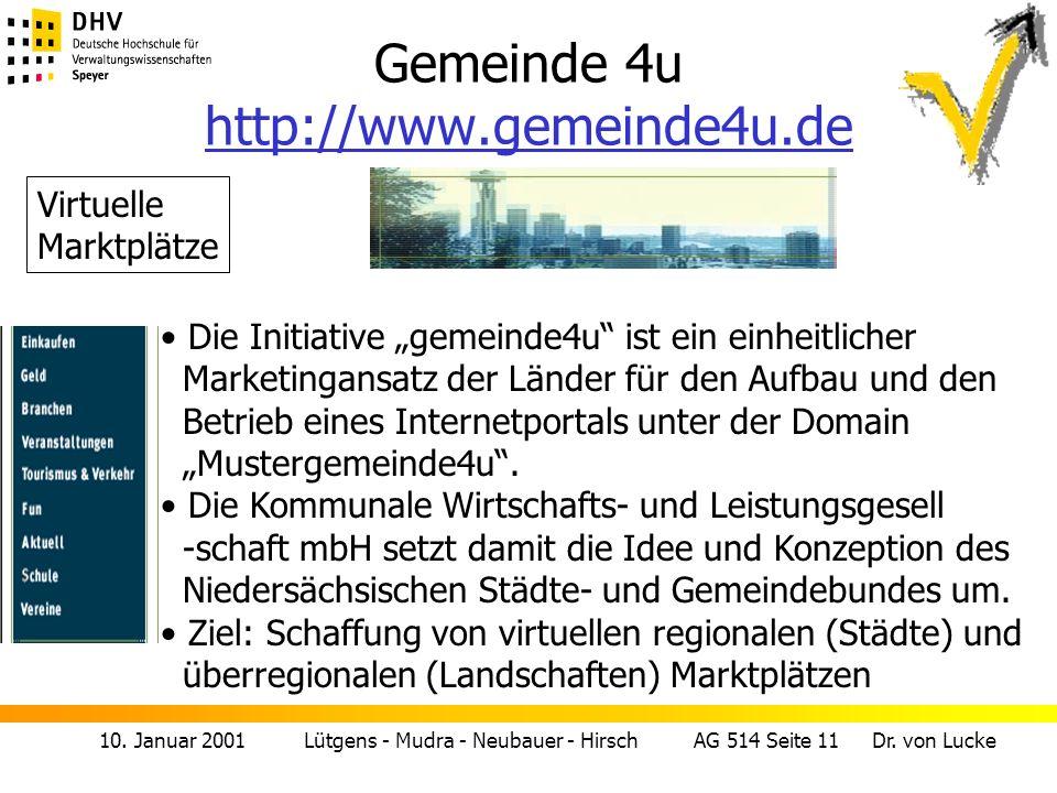 Gemeinde 4u http://www.gemeinde4u.de