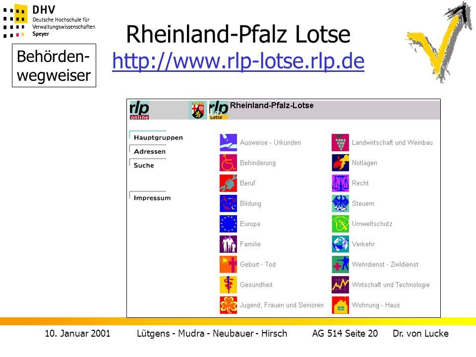 Rheinland-Pfalz Lotse http://www.rlp-lotse.rlp.de