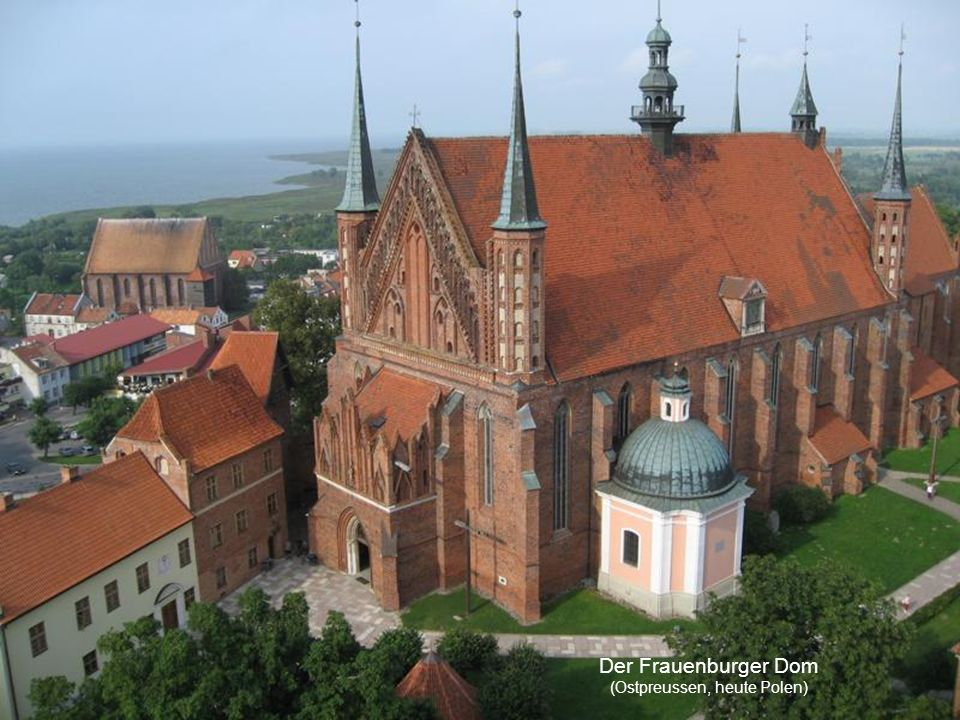 Der Frauenburger Dom (Ostpreussen, heute Polen)