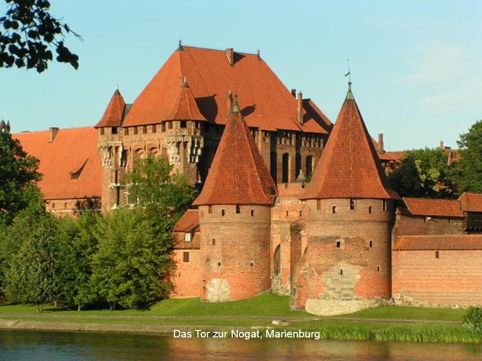 Das Tor zur Nogat, Marienburg