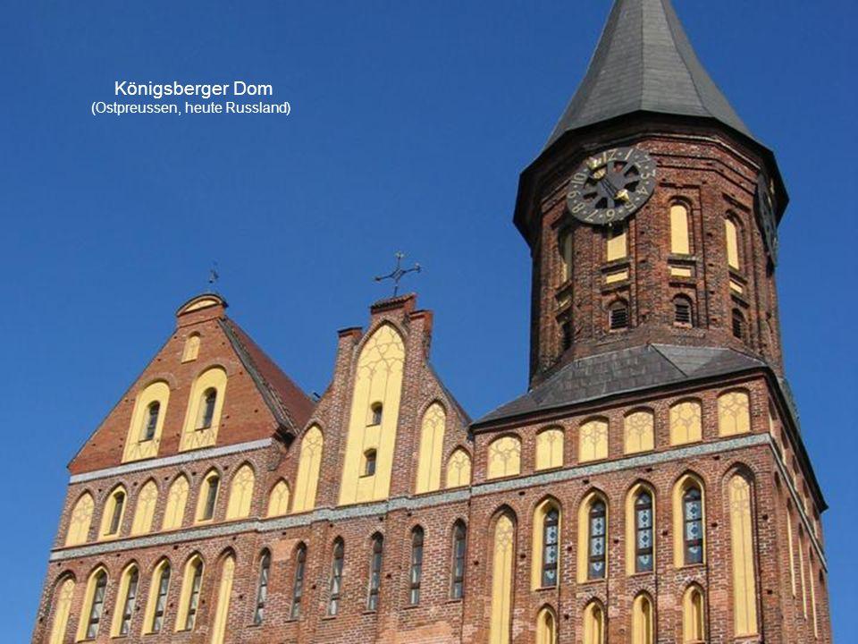Königsberger Dom (Ostpreussen, heute Russland)
