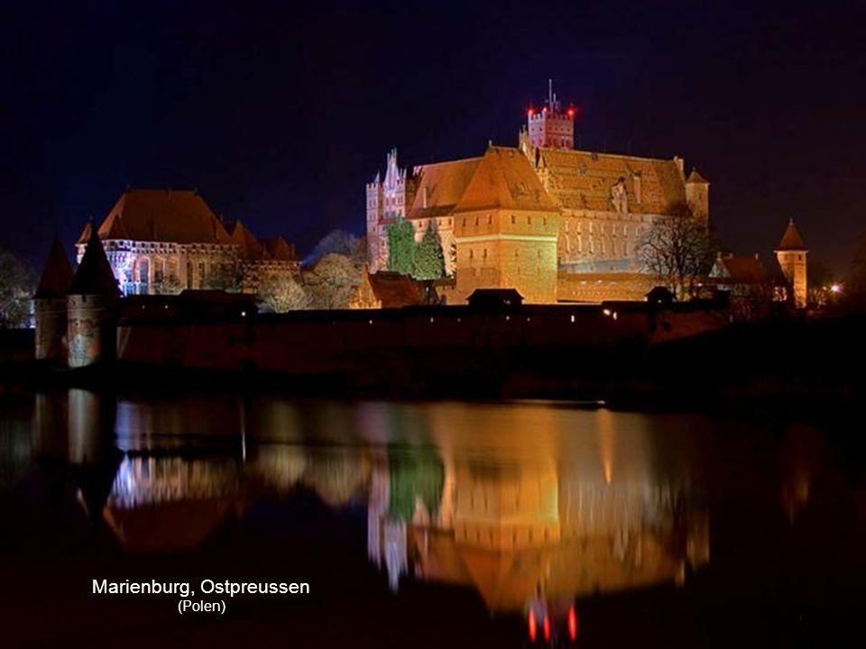 Marienburg, Ostpreussen (Polen)