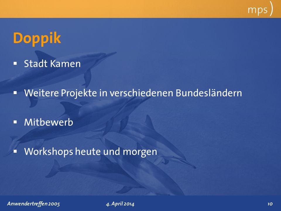 Doppik mps ) Stadt Kamen