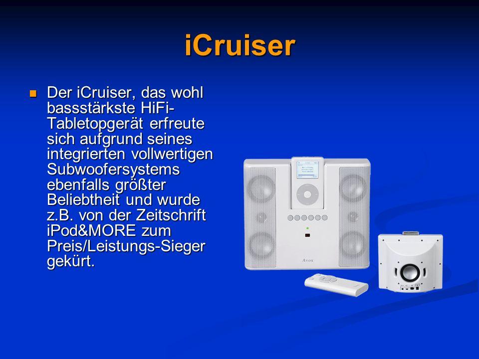 iCruiser