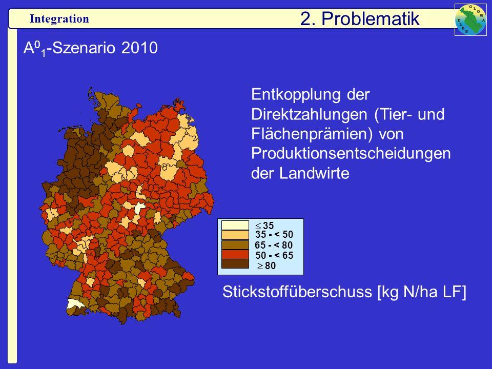 2. Problematik A01-Szenario 2010