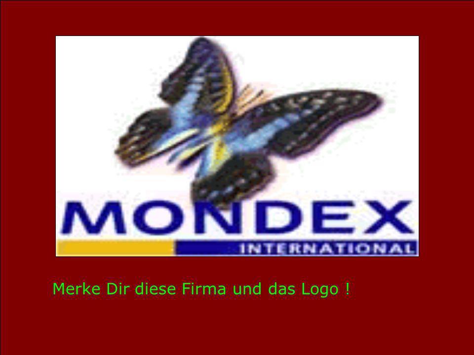 Merke Dir diese Firma und das Logo !