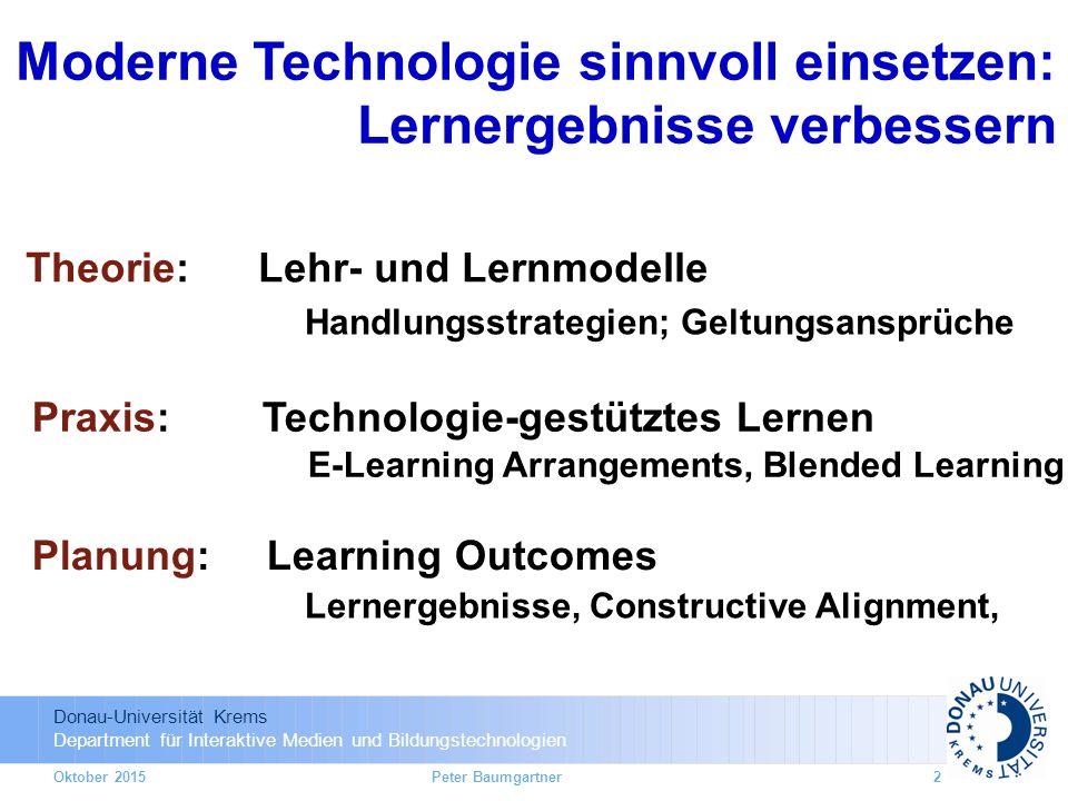 Moderne Technologie sinnvoll einsetzen: Lernergebnisse verbessern