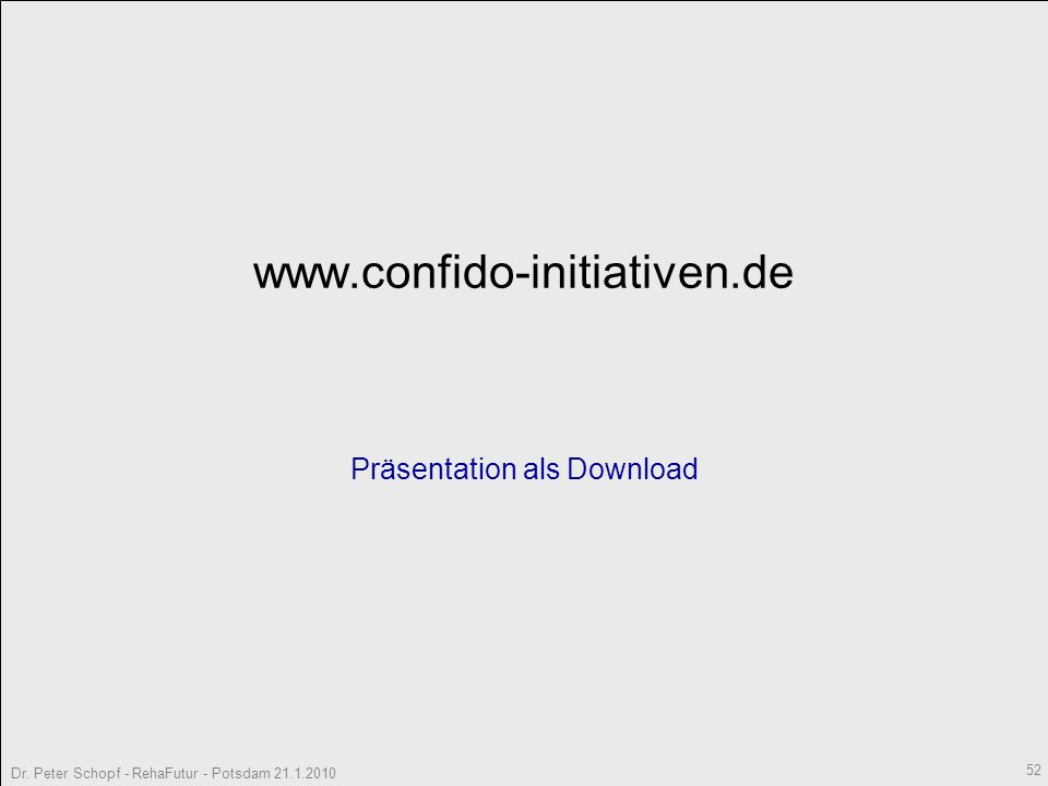 Präsentation als Download