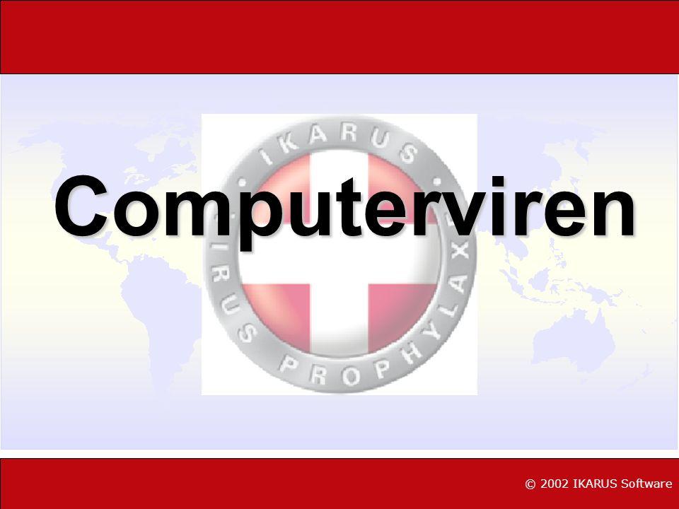 Computerviren © 2002 IKARUS Software