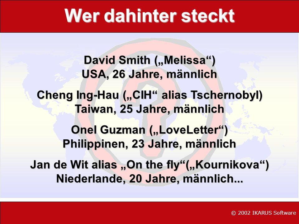 """Wer dahinter steckt David Smith (""""Melissa ) USA, 26 Jahre, männlich"""
