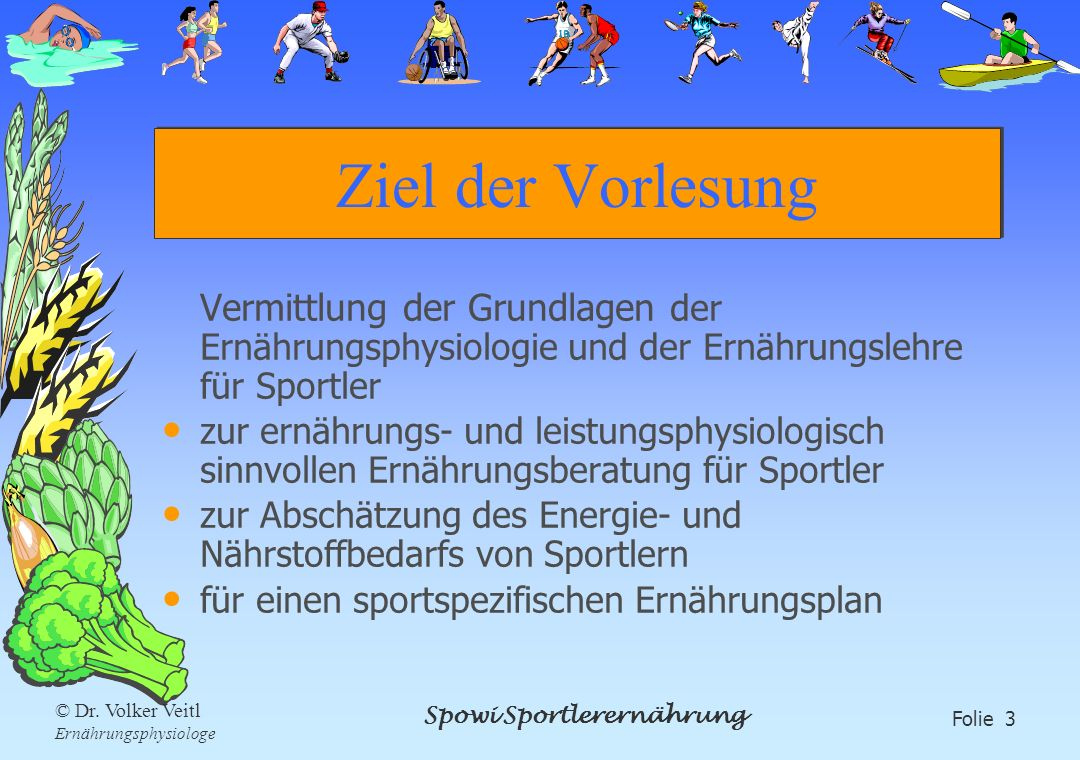Spowi Sportlerernährung