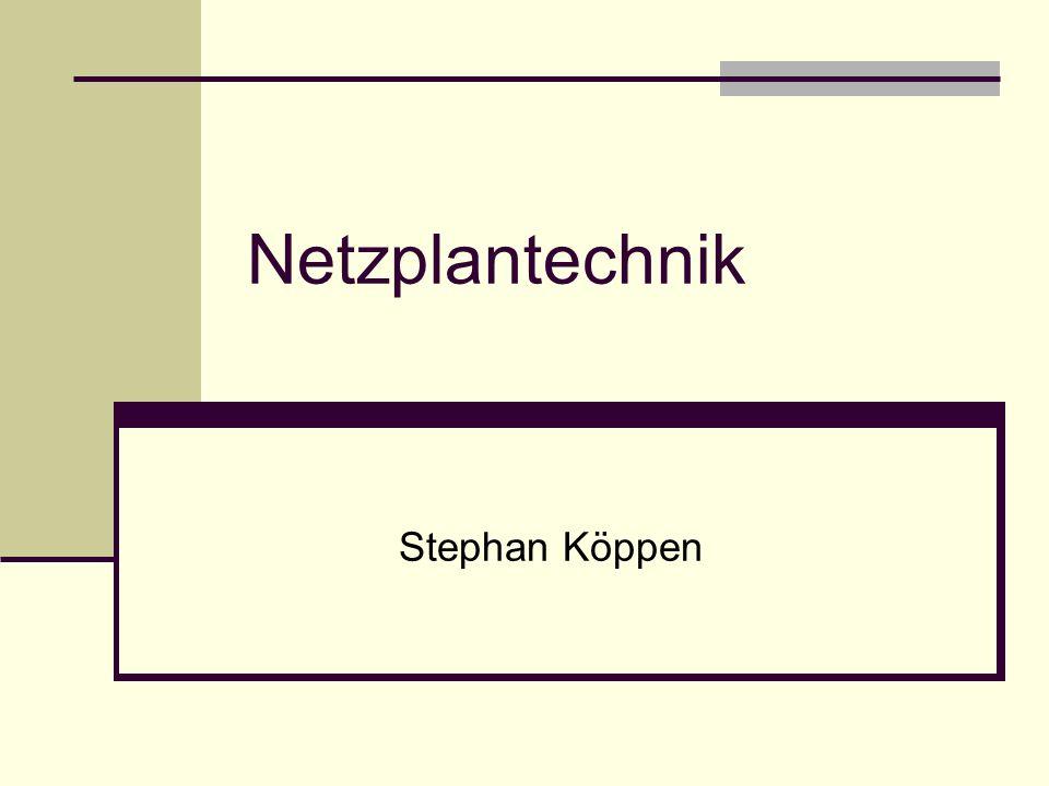 Netzplantechnik Stephan Köppen