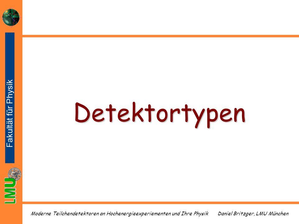 Detektortypen