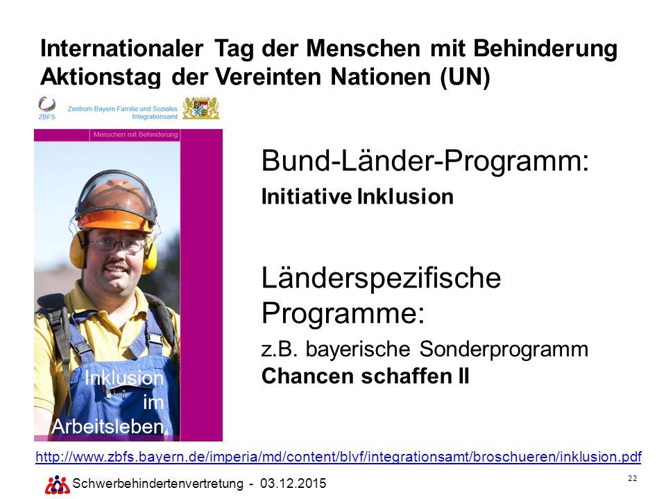 Bund-Länder-Programm: