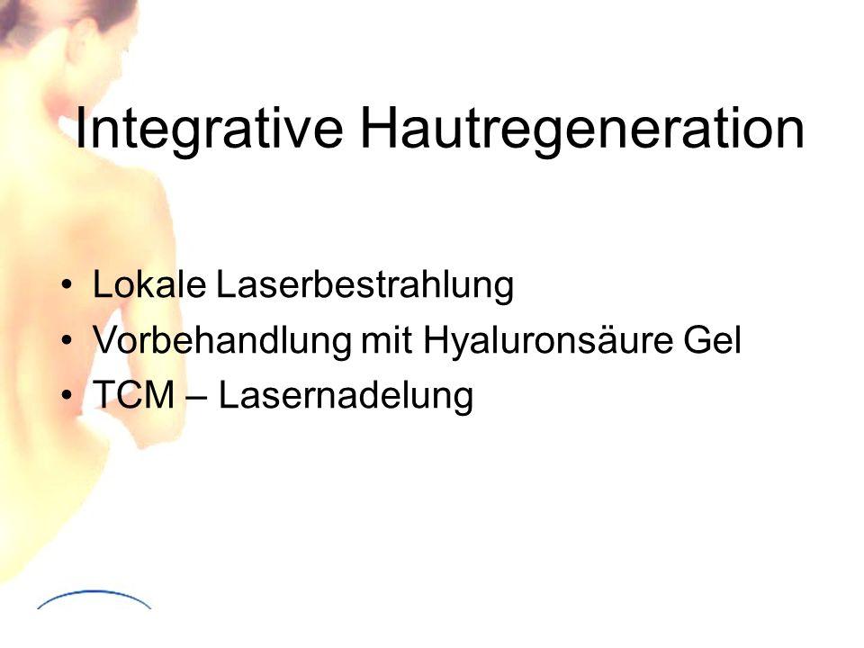 Integrative Hautregeneration