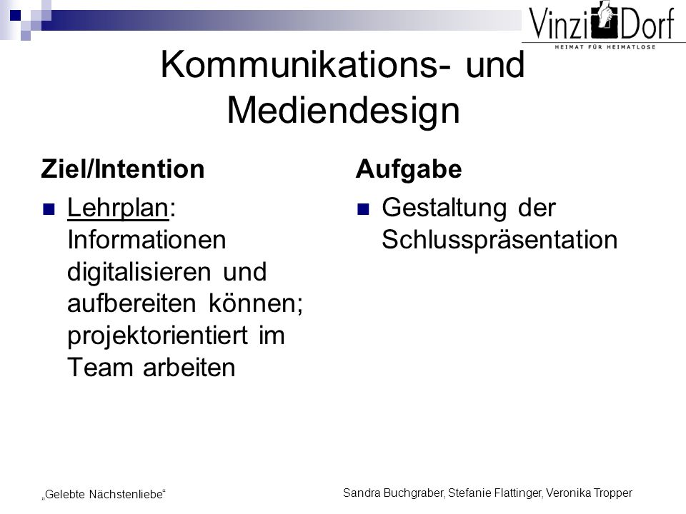 Kommunikations- und Mediendesign