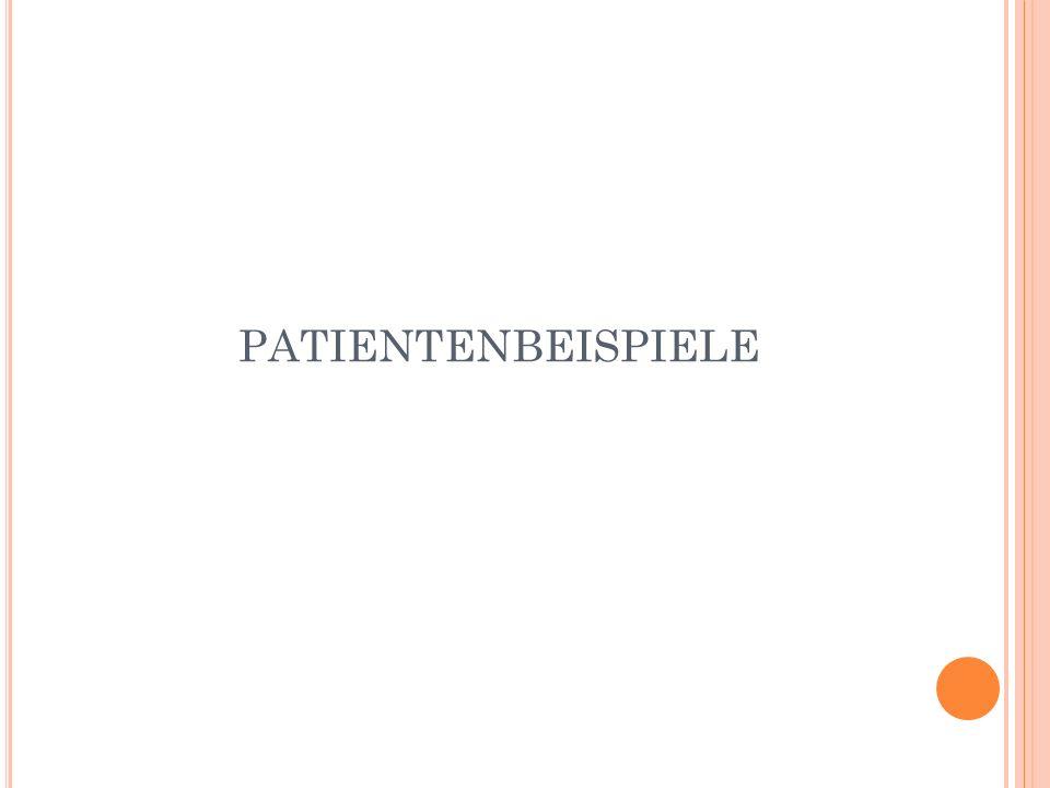PATIENTENBEISPIELE