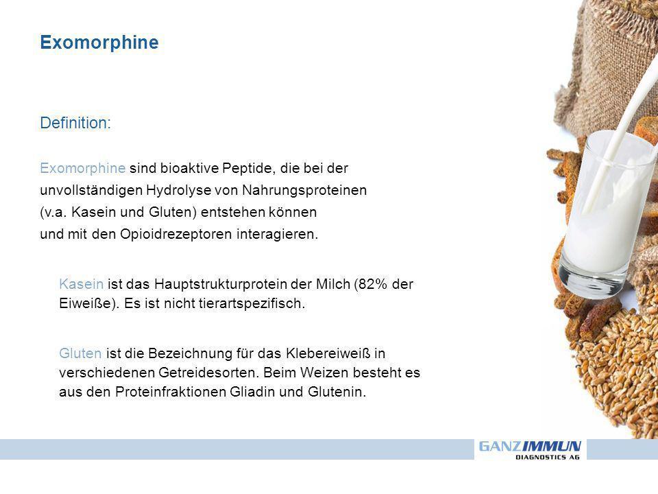 Exomorphine Definition: