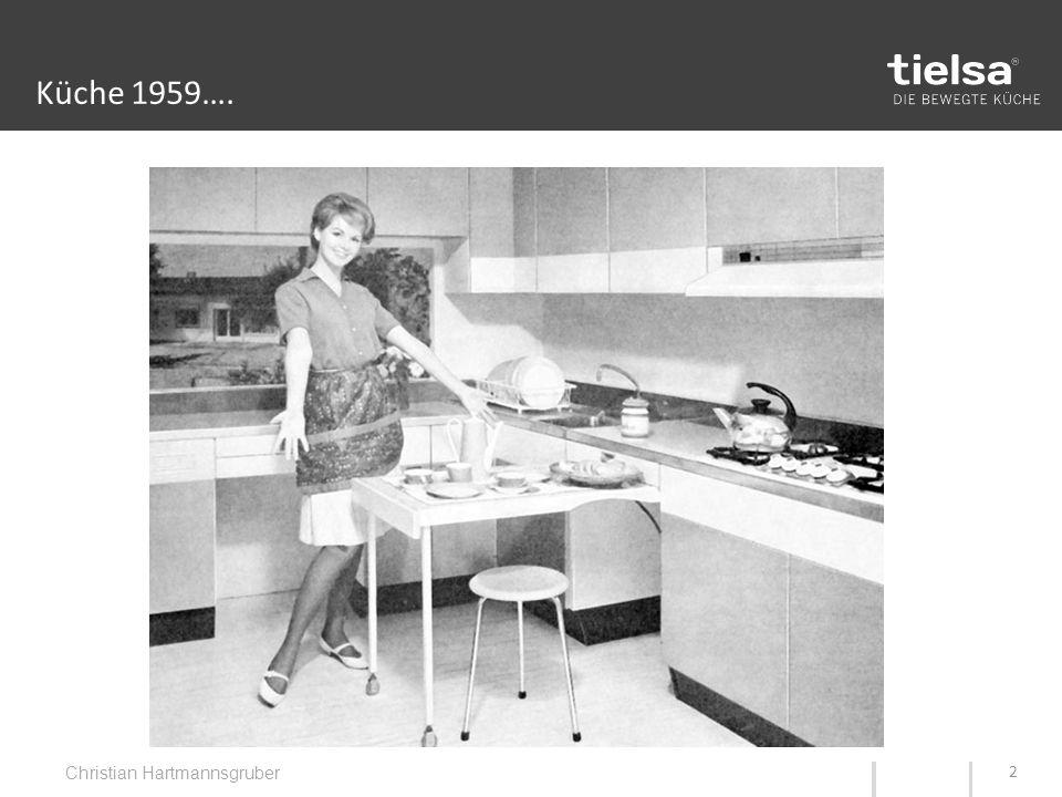 Küche 1959….