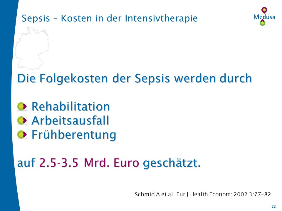 Sepsis – Kosten in der Intensivtherapie
