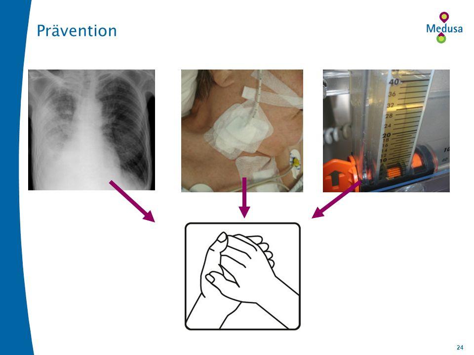 Prävention Infektionsprophylaxe ist Prävention der Sepsis