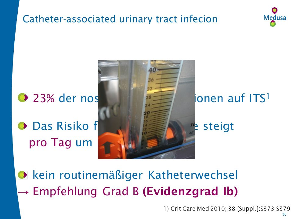 Catheter-associated urinary tract infecion