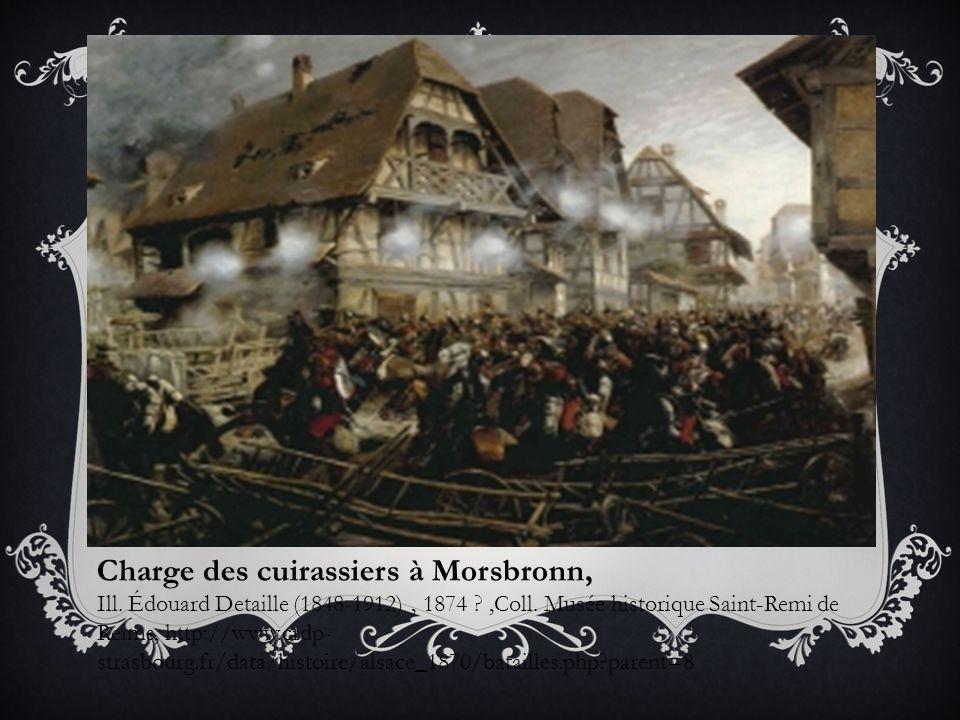 Charge des cuirassiers à Morsbronn,