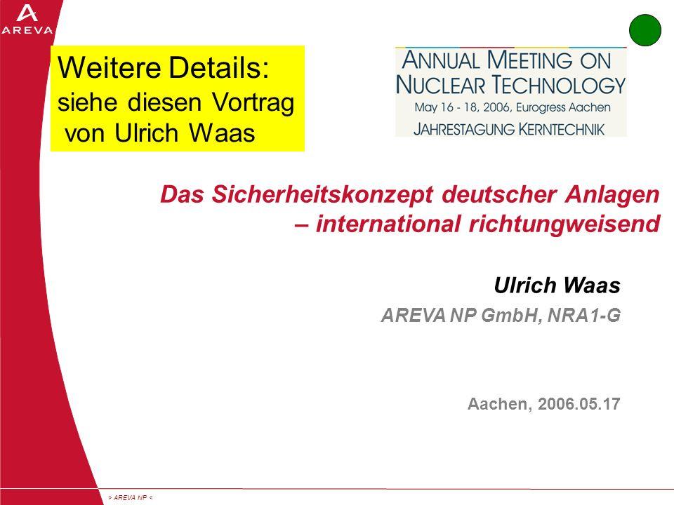 Weitere Details: siehe diesen Vortrag von Ulrich Waas