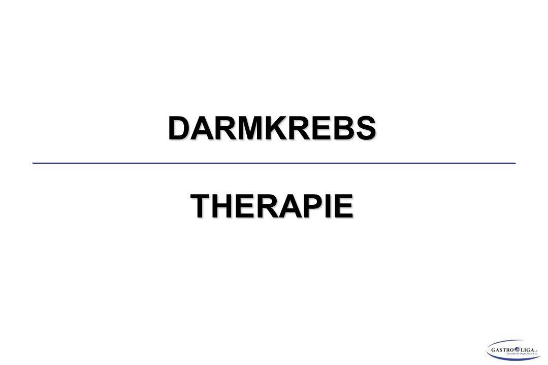 DARMKREBS THERAPIE