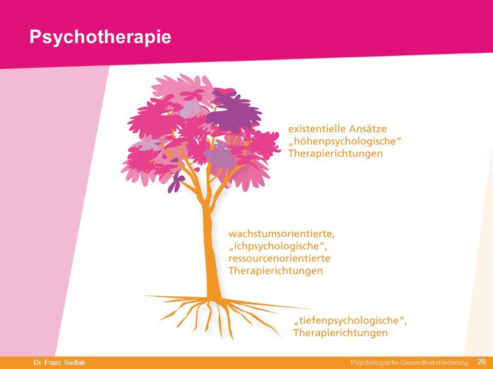 Psychotherapie 20