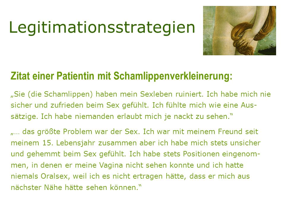 Legitimationsstrategien
