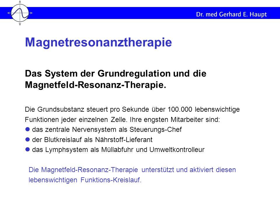 Magnetresonanztherapie