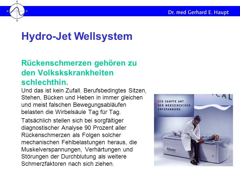 Hydro-Jet Wellsystem