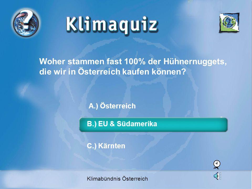 Klimabündnis Österreich