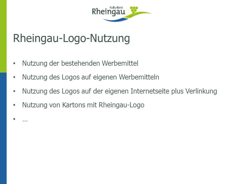 Rheingau-Logo-Nutzung