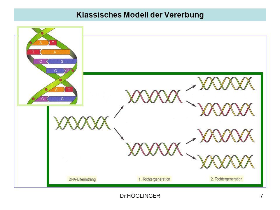 Klassisches Modell der Vererbung