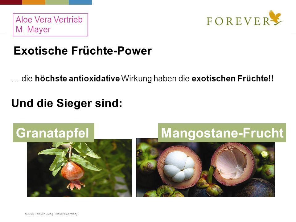 Granatapfel Mangostane-Frucht Exotische Früchte-Power
